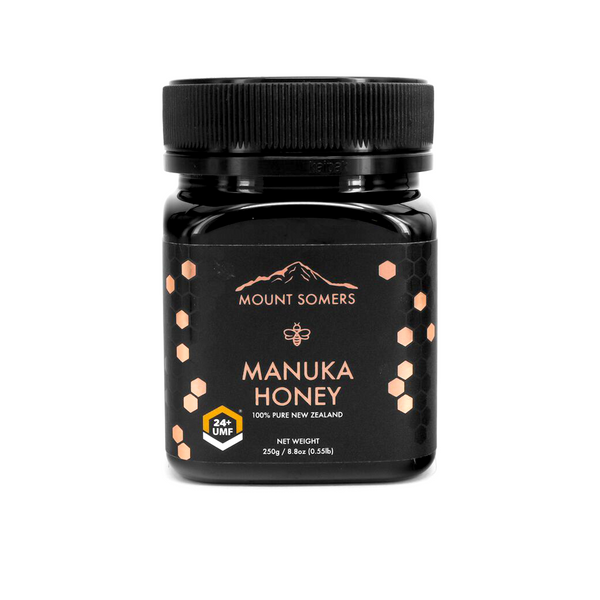 Mount Somers UMF 24+ Manuka Honey (MGO 1122+)