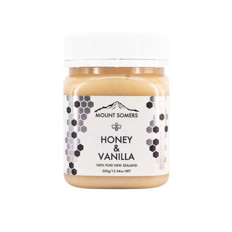 Mount Somers Honey & Vanilla