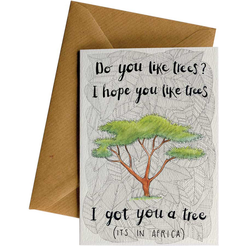 Little Difference Greeting Card