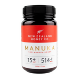 New Zealand Honey Co. UMF 15+ Raw Manuka Honey