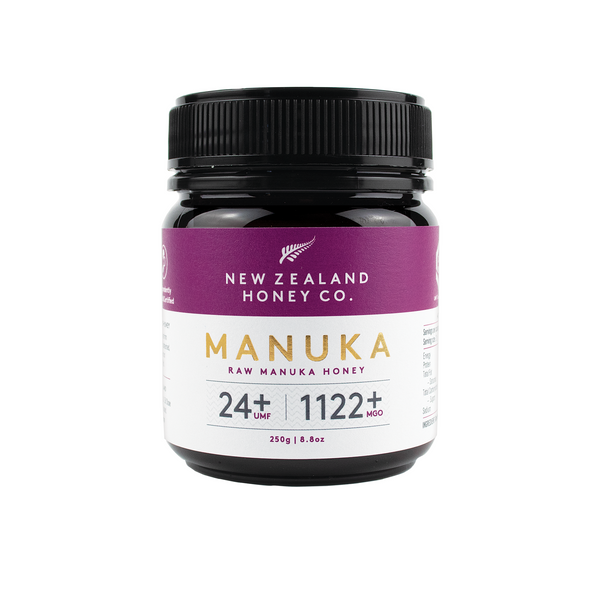 New Zealand Honey Co. UMF 24+ Raw Manuka Honey (MGO 1122+)