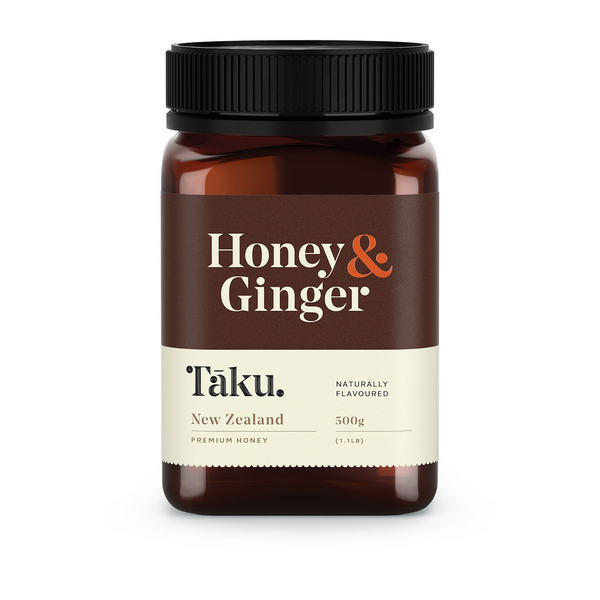 Taku. Honey & Ginger