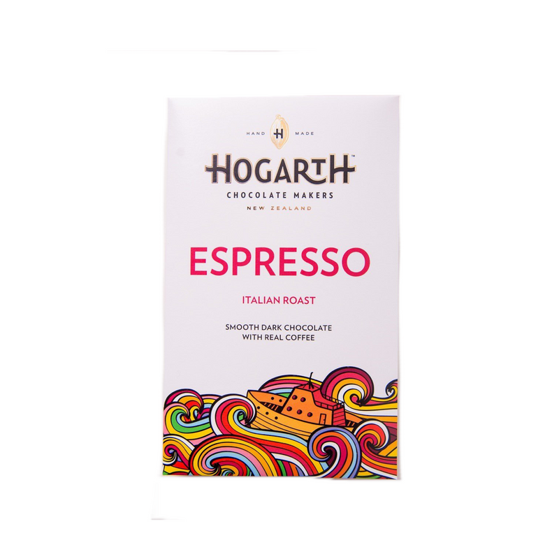 HOGARTH Espresso Coffee Chocolate Bar