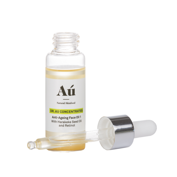 Au. Natural Skinfood Concentrates Anti-Aging Face Oil No.1