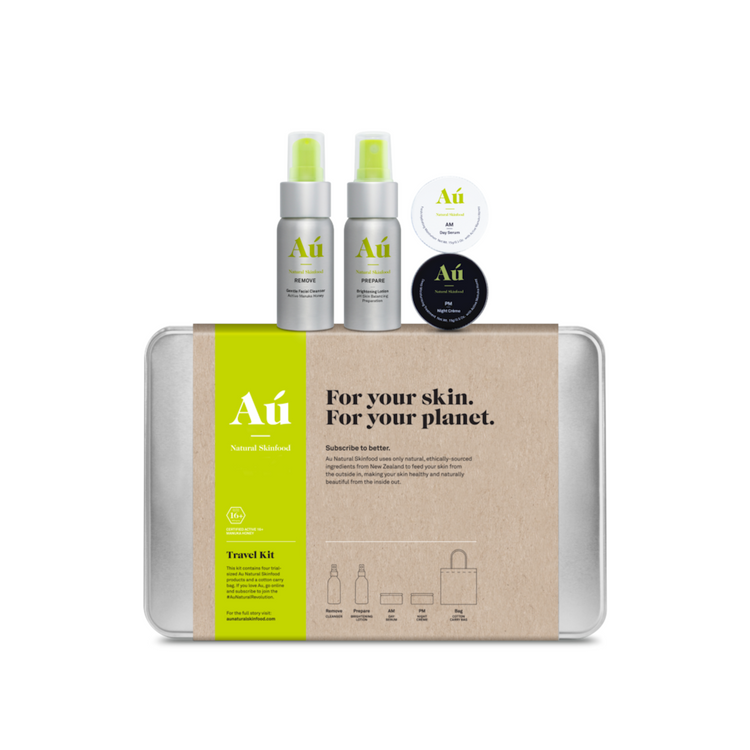 Au. Natural Skinfood Travel Kit
