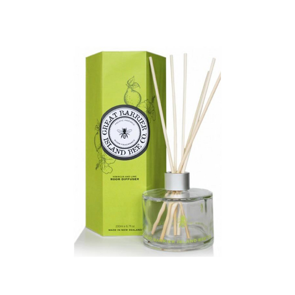 Great Barrier Island Bee Co. Hibiscus & Lime Diffuser