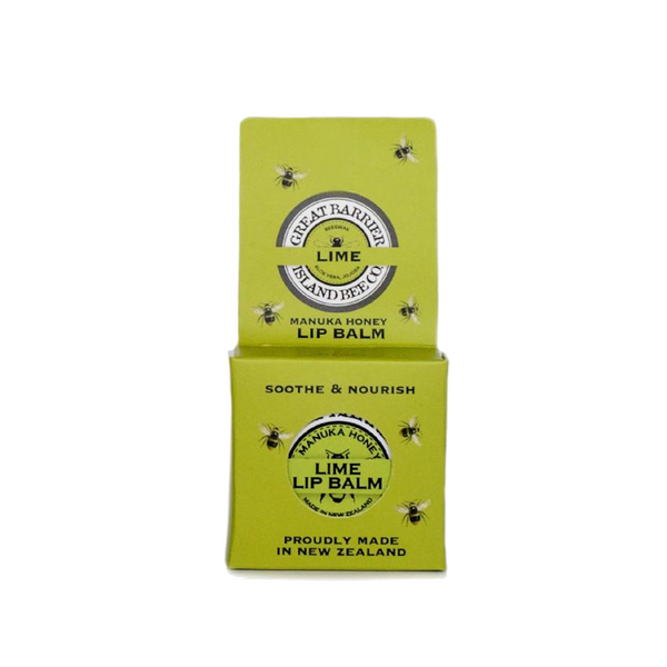 Great Barrier Island Bee Co. Manuka Honey Lip Balm