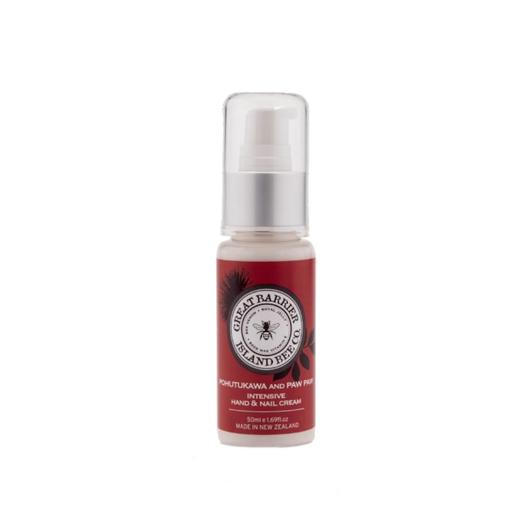 Great Barrier Island Bee Co. Pohutukawa & Pawpaw Intensive Hand & Nail Cream