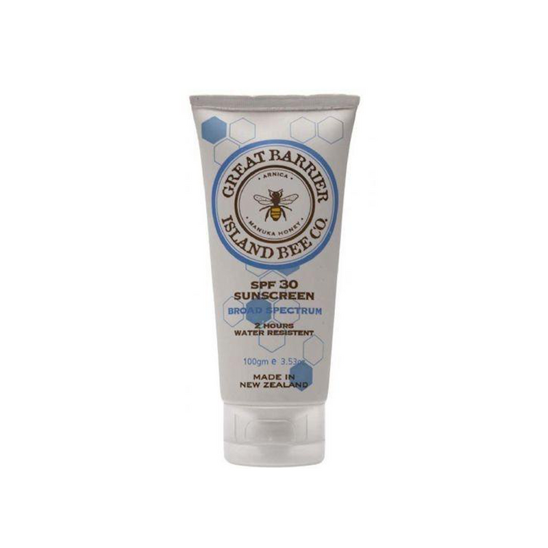 Great Barrier Island Bee Co. SPF30 Sunscreen