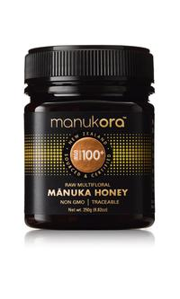 Manukora UMF 5+ Raw Manuka Honey MGO 100+