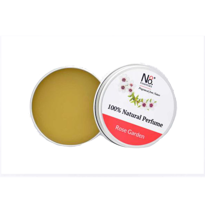 No.8 100% Natural Solid Perfume with Manuka Oil