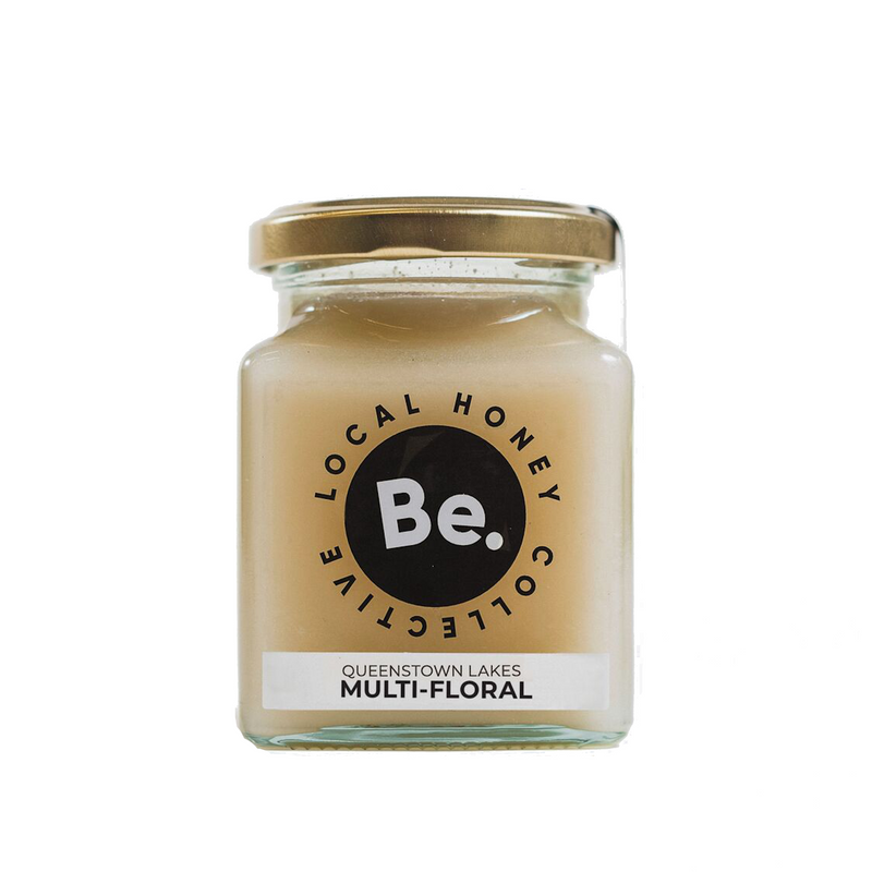 Be. Local Queenstown Multi-floral Blend Honey