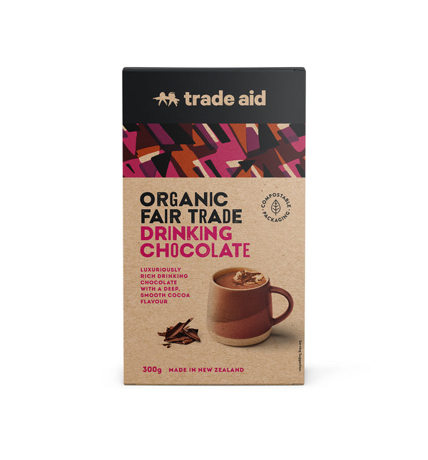 Fair Trade Organic Drinking Chocolate