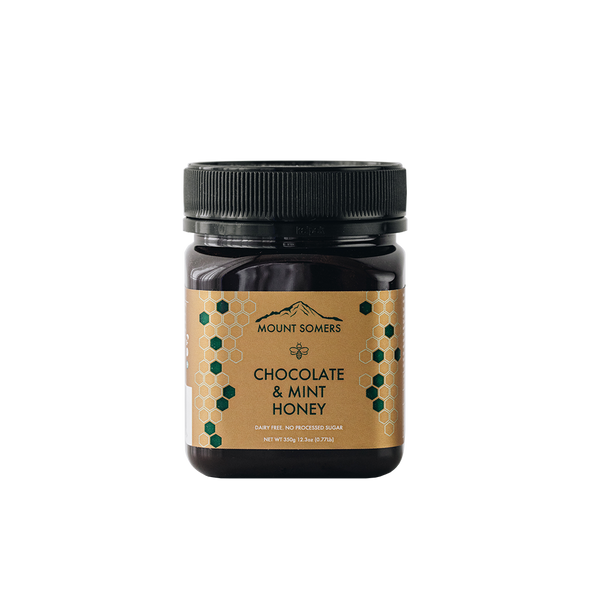 Mount Somers Chocolate & Mint Honey