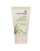Living Nature Sensitive Night Moisture