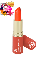 Living Nature Lipstick - Electric Coral 15