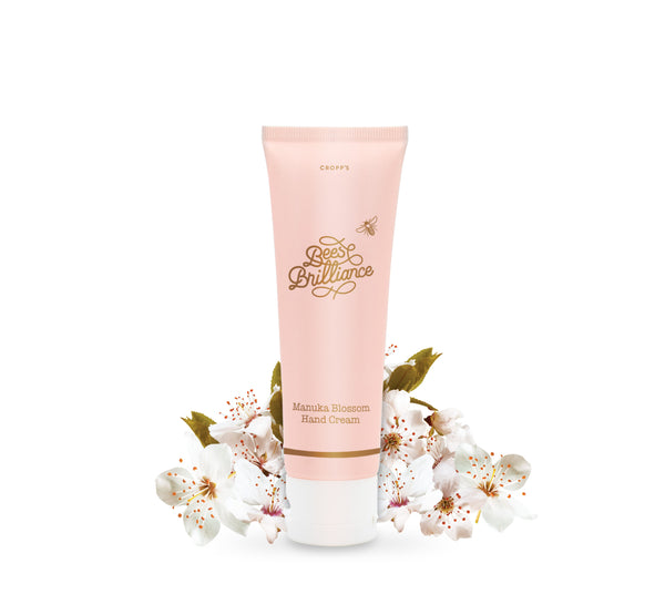 Bees Brilliance Manuka Blossom Hand Cream