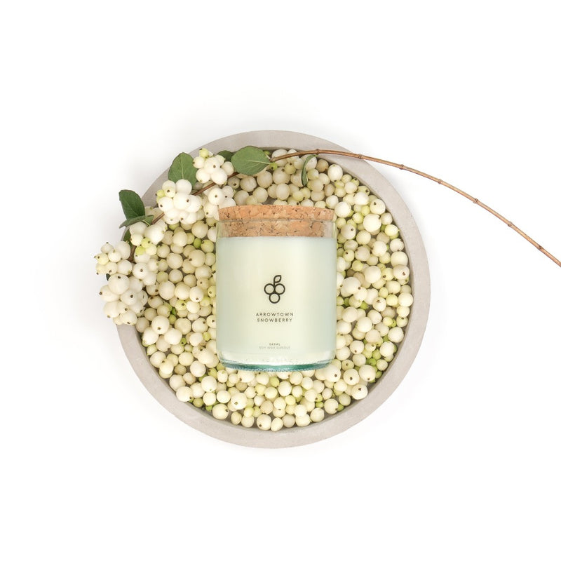 remarkable candle snowberry