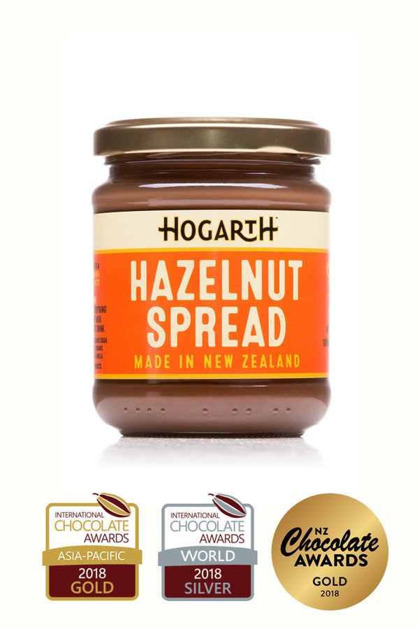 HOGARTH Hazelnut Spread