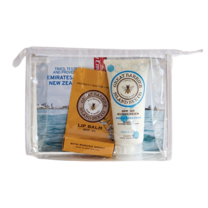 Great Barrier Island Bee Co. Sun Protection Gift Pack