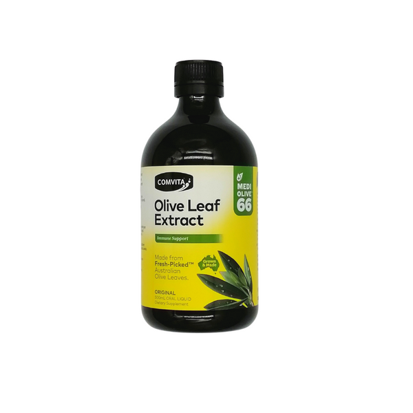 Comvita Olive Leaf Extract Natural