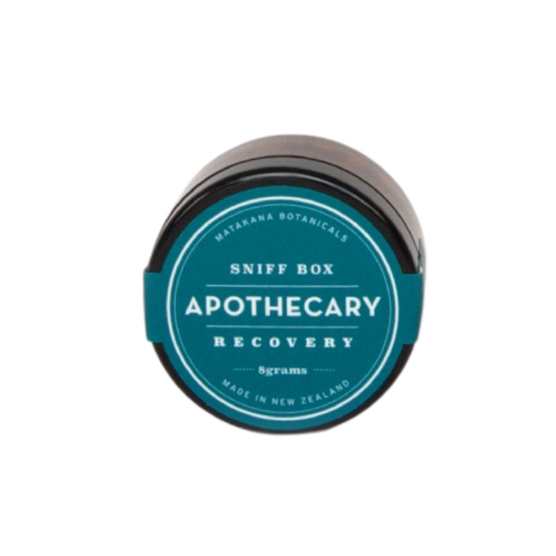 Apothecary Recovery Sniff Box