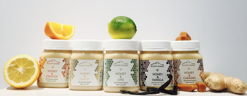 Mount Somers Honey & Lime