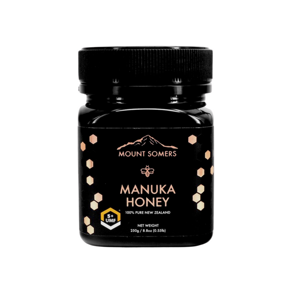 Mount Somers UMF 5+ Manuka Honey