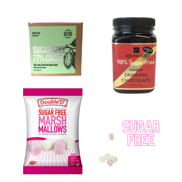 Sugar Free Hot Chocolate Gift Box