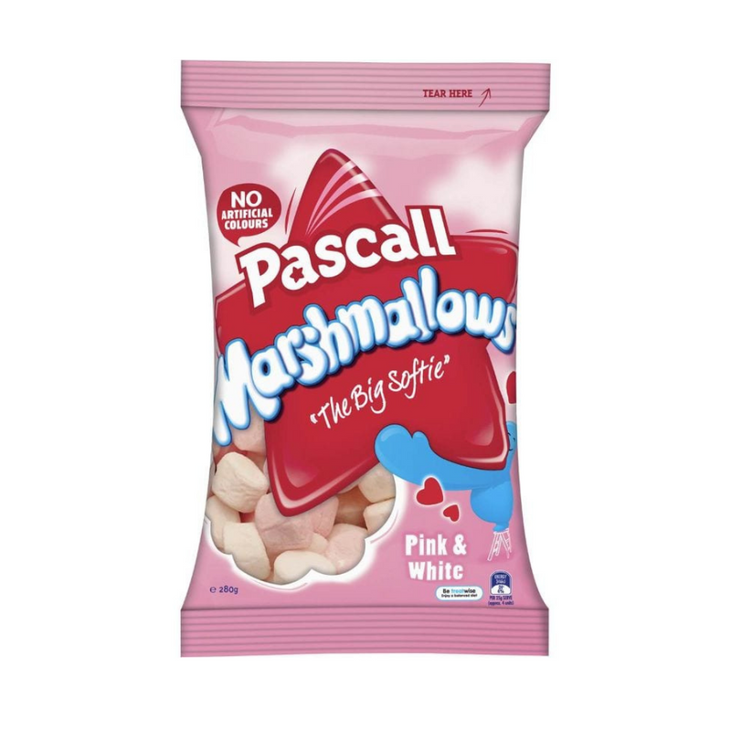 Pascall Marshmellows