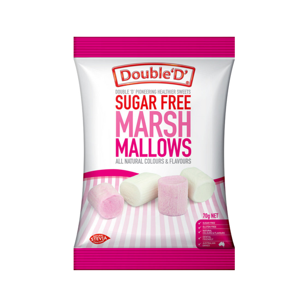 Double'D Sugar Free Marshmellows