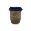Rain forest blue lid keep cup