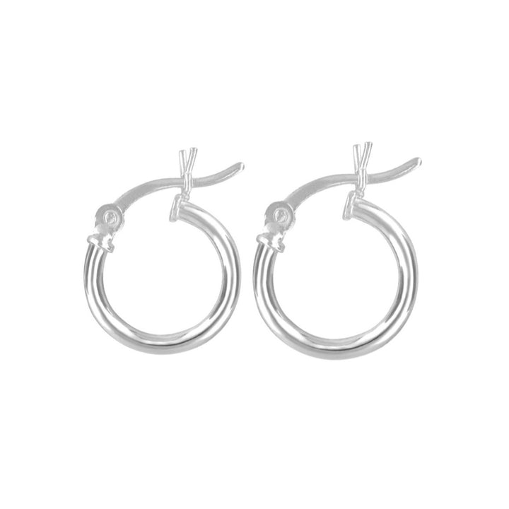 Bitty Hoops - Shémoni Jewelry