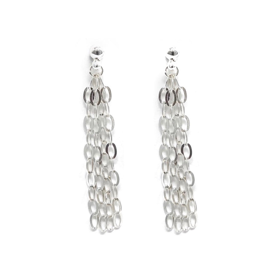 Chain Earrings - Shemoni Jewelry
