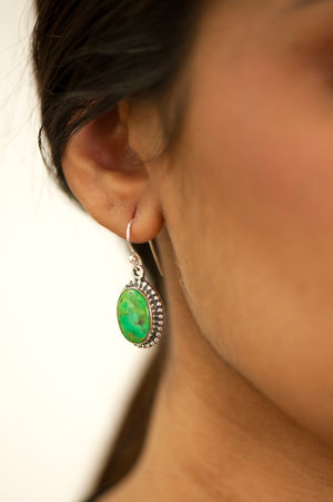 Marin Earrings - Sterling Silver