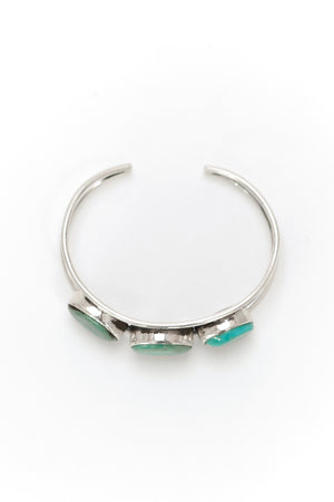 Mojave Bangle - Sterling Silver
