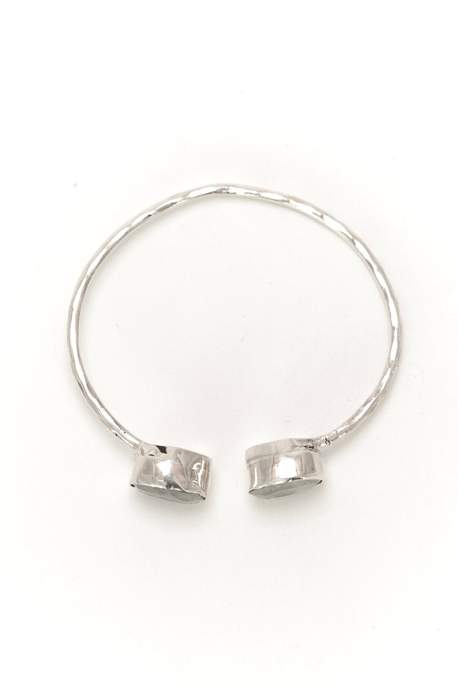 Morro Bay Bangle - Sterling Silver