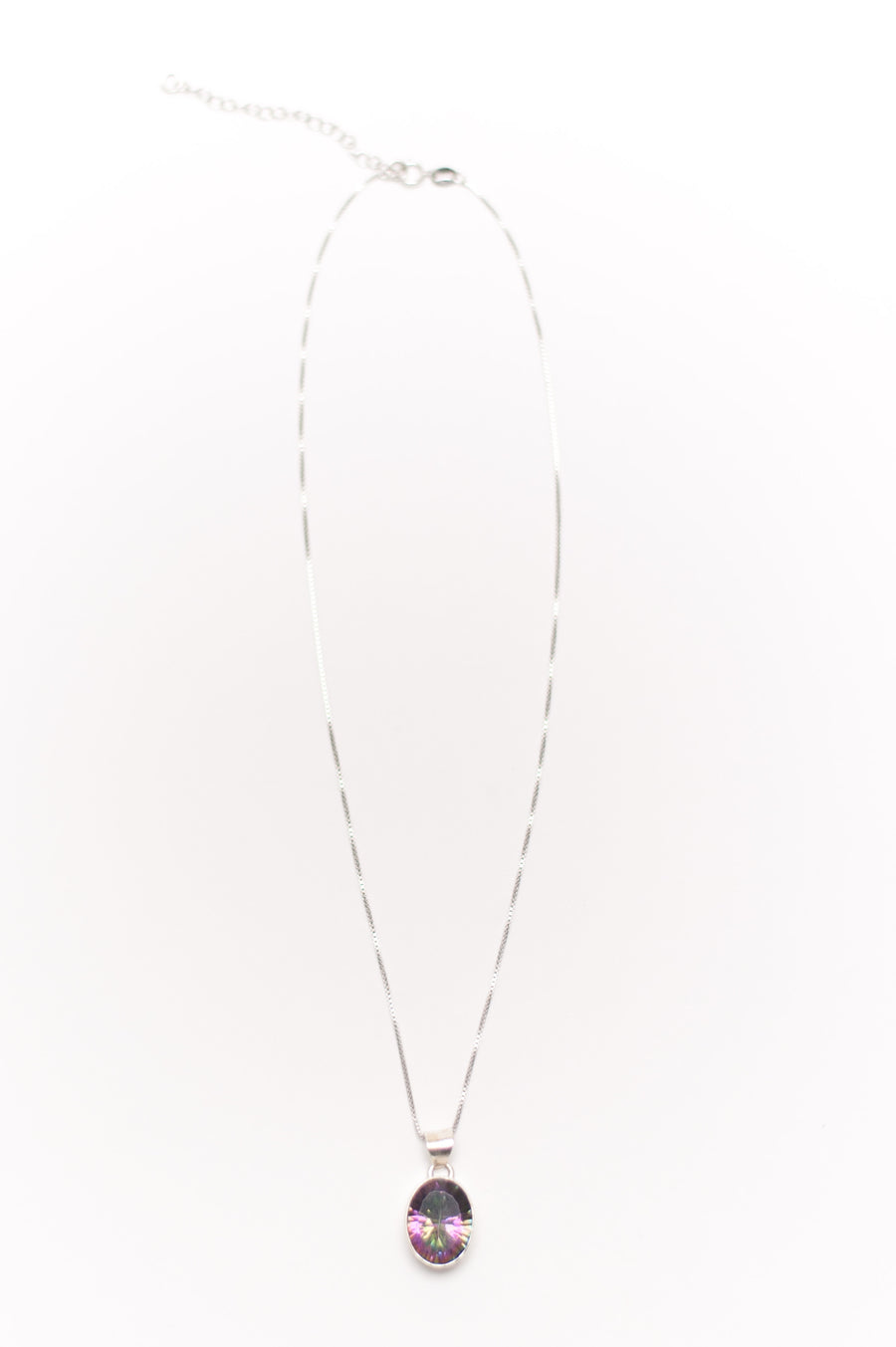 Muir Necklace - Sterling Silver
