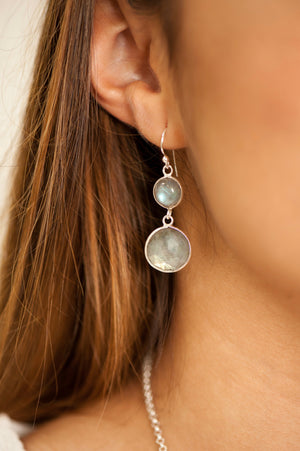 Napa Earrings - Sterling Silver