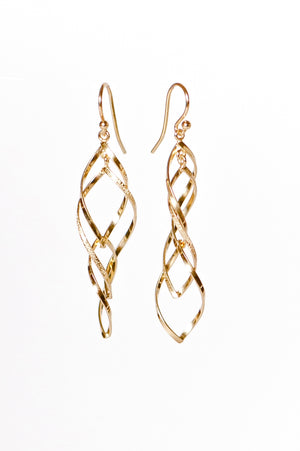 Topanga Earrings - Sterling Silver