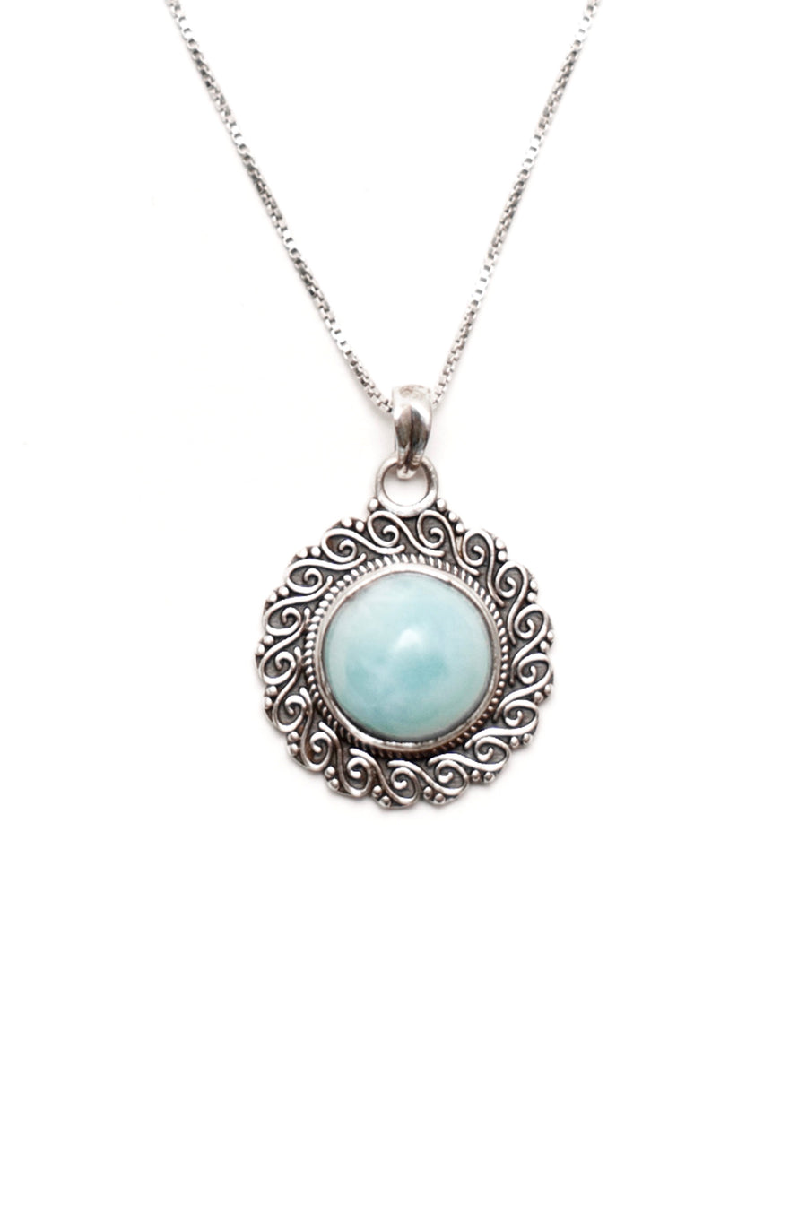 Pismo Necklace - Sterling Silver