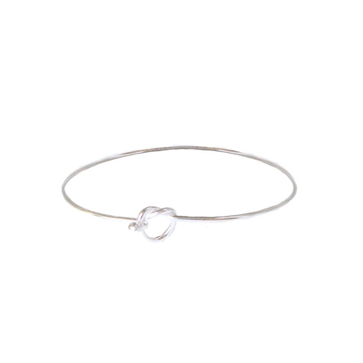 Knot Bangle - Shémoni Jewelry