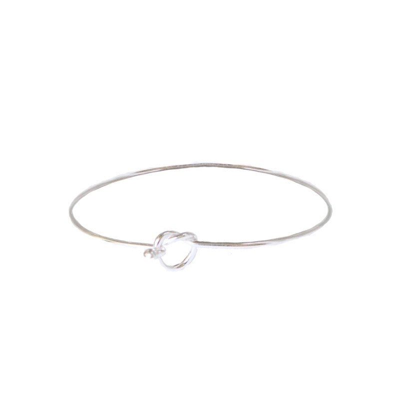 Knot Bangle - Shemoni Jewelry
