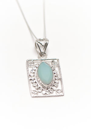 Sonoma Necklace - Sterling Silver