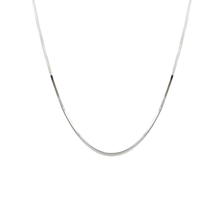 Square Snake Chain - Shemoni Jewelry