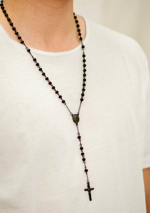 Stainless Steel Rosary