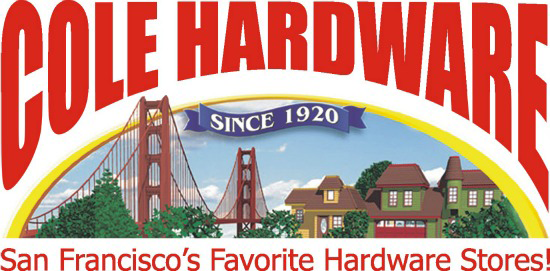 Picture showing the logo of Cole Hardware - an authorized retailer of distribution of Yellowsacks