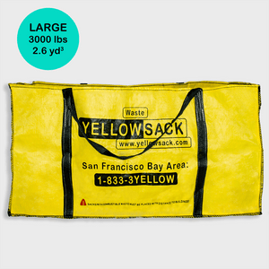 Yellowsack - Dumpster bag