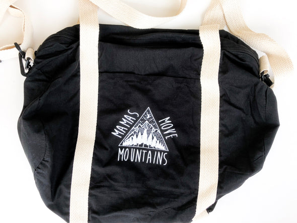 Mamas Move Mountains - Duffel Bag