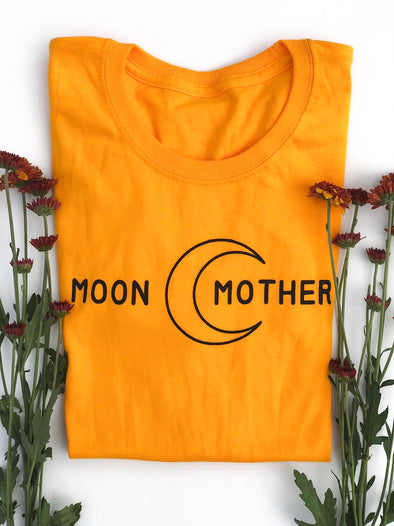 Moon Mother - Gold - SALE